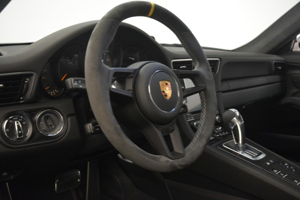 Used 2019 Porsche 911 GT3 RS for sale Sold at Aston Martin of Greenwich in Greenwich CT 06830 20