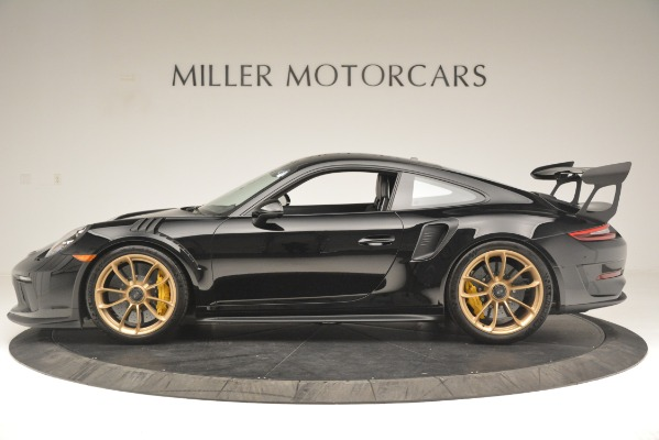 Used 2019 Porsche 911 GT3 RS for sale Sold at Aston Martin of Greenwich in Greenwich CT 06830 3