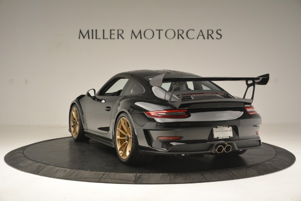 Used 2019 Porsche 911 GT3 RS for sale Sold at Aston Martin of Greenwich in Greenwich CT 06830 5