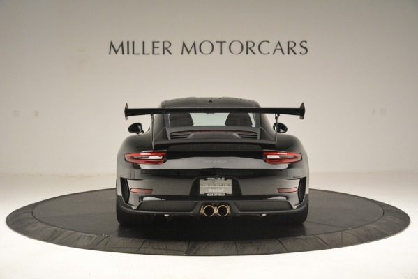Used 2019 Porsche 911 GT3 RS for sale Sold at Aston Martin of Greenwich in Greenwich CT 06830 6