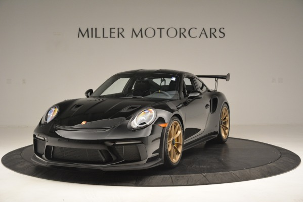 Used 2019 Porsche 911 GT3 RS for sale Sold at Aston Martin of Greenwich in Greenwich CT 06830 1