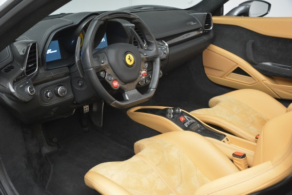 Used 2013 Ferrari 458 Spider for sale Sold at Aston Martin of Greenwich in Greenwich CT 06830 17