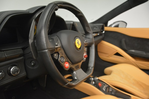 Used 2013 Ferrari 458 Spider for sale Sold at Aston Martin of Greenwich in Greenwich CT 06830 23