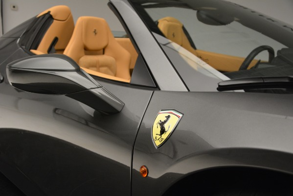 Used 2013 Ferrari 458 Spider for sale Sold at Aston Martin of Greenwich in Greenwich CT 06830 28