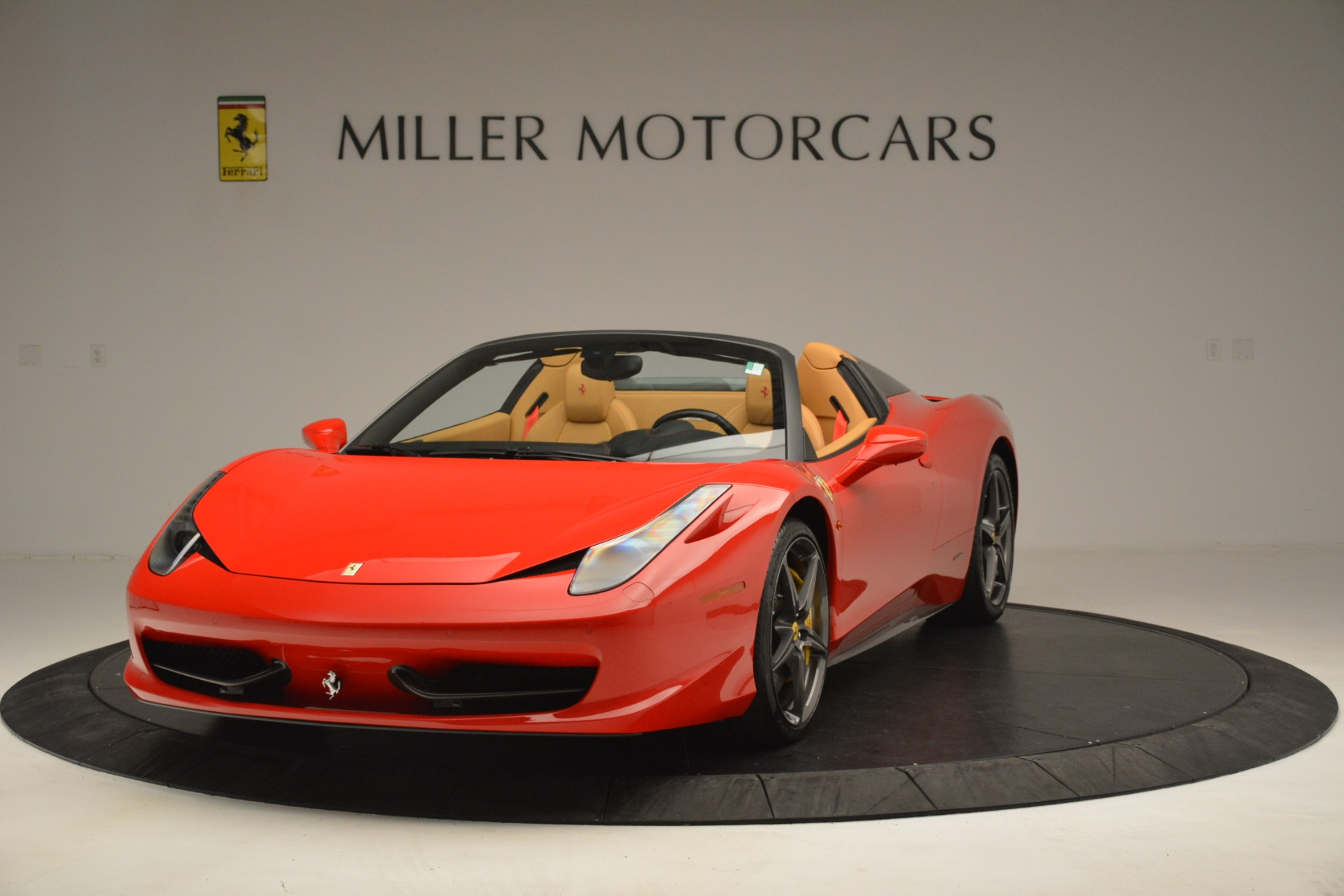 Used 2015 Ferrari 458 Spider for sale Sold at Aston Martin of Greenwich in Greenwich CT 06830 1