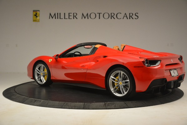 Used 2018 Ferrari 488 Spider for sale Sold at Aston Martin of Greenwich in Greenwich CT 06830 4