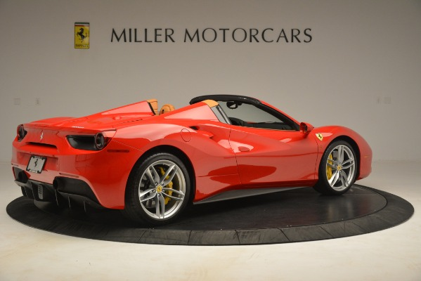 Used 2018 Ferrari 488 Spider for sale Sold at Aston Martin of Greenwich in Greenwich CT 06830 8