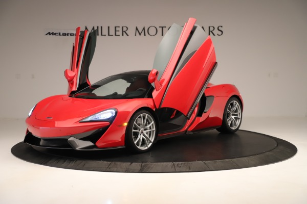 Used 2016 McLaren 570S Coupe for sale Sold at Aston Martin of Greenwich in Greenwich CT 06830 10