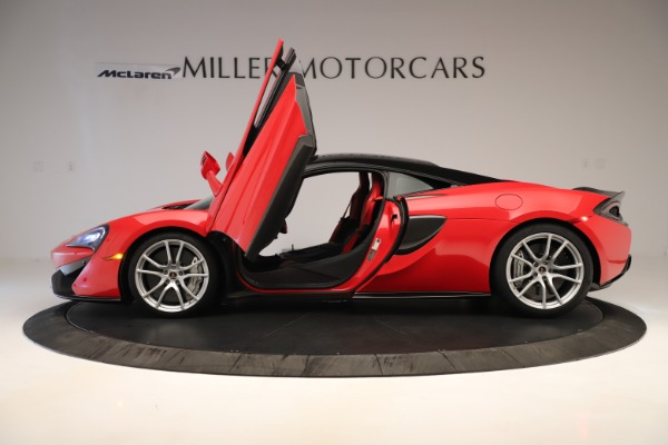 Used 2016 McLaren 570S Coupe for sale Sold at Aston Martin of Greenwich in Greenwich CT 06830 11