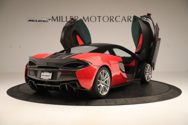 Used 2016 McLaren 570S Coupe for sale Sold at Aston Martin of Greenwich in Greenwich CT 06830 14
