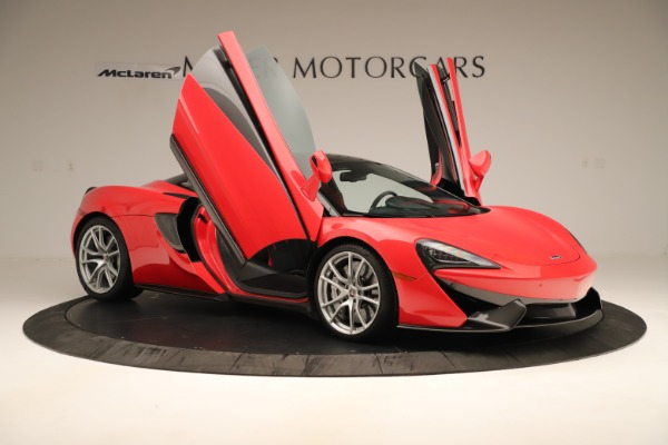 Used 2016 McLaren 570S Coupe for sale Sold at Aston Martin of Greenwich in Greenwich CT 06830 16