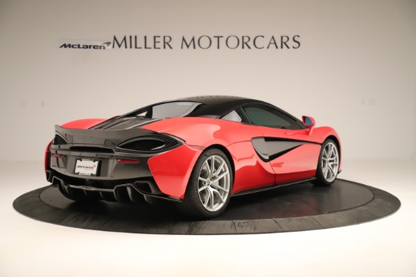 Used 2016 McLaren 570S Coupe for sale Sold at Aston Martin of Greenwich in Greenwich CT 06830 5
