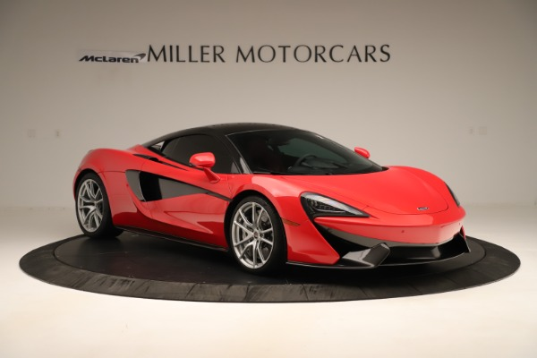Used 2016 McLaren 570S Coupe for sale Sold at Aston Martin of Greenwich in Greenwich CT 06830 7