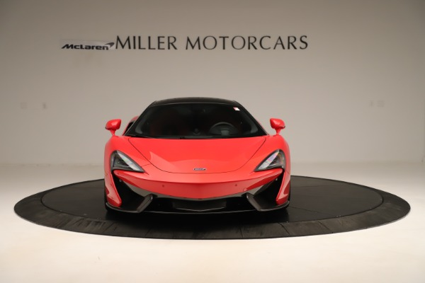 Used 2016 McLaren 570S Coupe for sale Sold at Aston Martin of Greenwich in Greenwich CT 06830 8