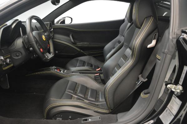 Used 2011 Ferrari 458 Italia for sale Sold at Aston Martin of Greenwich in Greenwich CT 06830 14