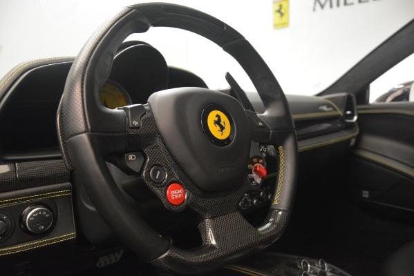 Used 2011 Ferrari 458 Italia for sale Sold at Aston Martin of Greenwich in Greenwich CT 06830 20