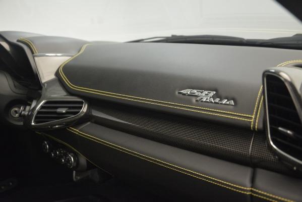 Used 2011 Ferrari 458 Italia for sale Sold at Aston Martin of Greenwich in Greenwich CT 06830 24