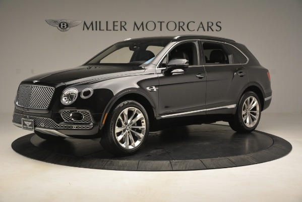 Used 2017 Bentley Bentayga W12 for sale Sold at Aston Martin of Greenwich in Greenwich CT 06830 2