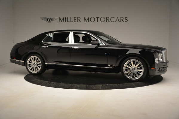 Used 2016 Bentley Mulsanne for sale Sold at Aston Martin of Greenwich in Greenwich CT 06830 10