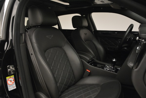 Used 2016 Bentley Mulsanne for sale Sold at Aston Martin of Greenwich in Greenwich CT 06830 27