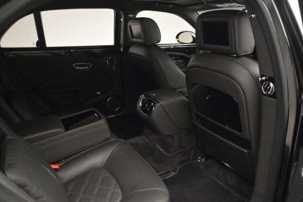 Used 2016 Bentley Mulsanne for sale Sold at Aston Martin of Greenwich in Greenwich CT 06830 28