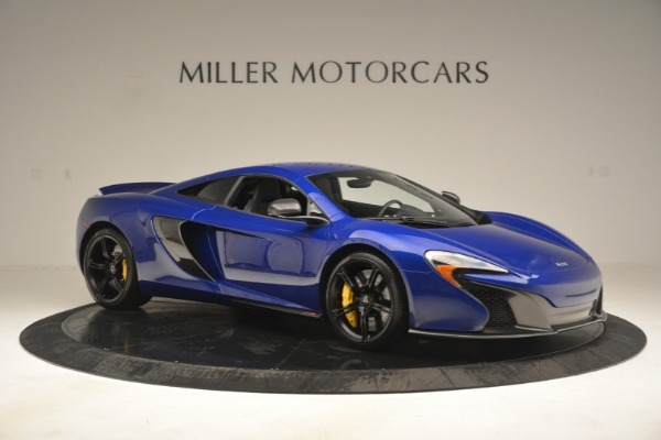 Used 2015 McLaren 650S Coupe for sale $139,900 at Aston Martin of Greenwich in Greenwich CT 06830 10