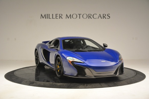 Used 2015 McLaren 650S Coupe for sale $139,900 at Aston Martin of Greenwich in Greenwich CT 06830 11