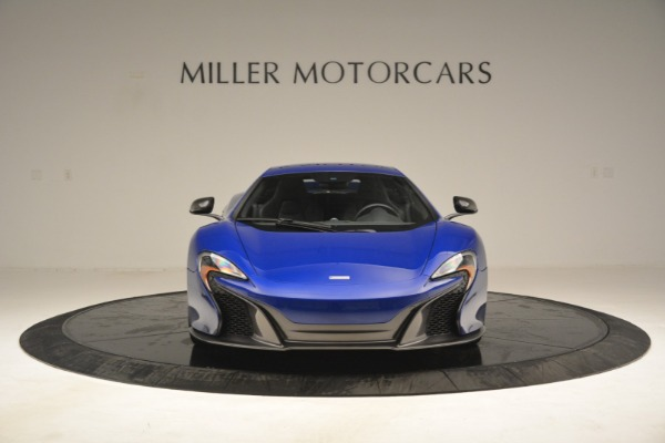 Used 2015 McLaren 650S Coupe for sale $139,900 at Aston Martin of Greenwich in Greenwich CT 06830 12