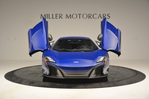 Used 2015 McLaren 650S Coupe for sale $139,900 at Aston Martin of Greenwich in Greenwich CT 06830 13