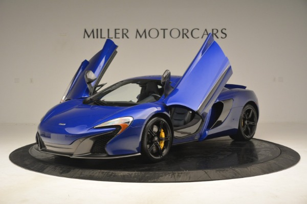 Used 2015 McLaren 650S Coupe for sale $139,900 at Aston Martin of Greenwich in Greenwich CT 06830 14