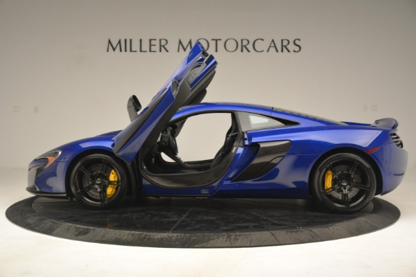 Used 2015 McLaren 650S Coupe for sale $139,900 at Aston Martin of Greenwich in Greenwich CT 06830 15