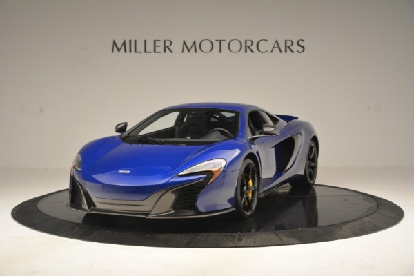 Used 2015 McLaren 650S Coupe for sale $139,900 at Aston Martin of Greenwich in Greenwich CT 06830 2