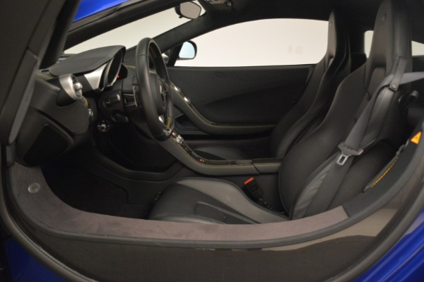 Used 2015 McLaren 650S for sale Sold at Aston Martin of Greenwich in Greenwich CT 06830 22