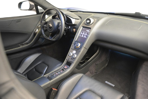 Used 2015 McLaren 650S Coupe for sale $139,900 at Aston Martin of Greenwich in Greenwich CT 06830 24