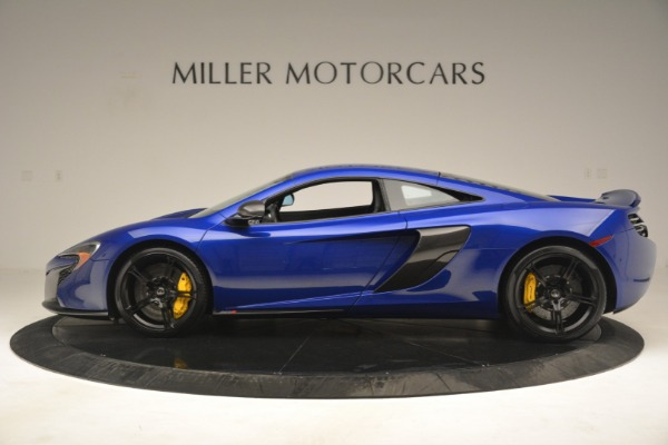 Used 2015 McLaren 650S Coupe for sale $139,900 at Aston Martin of Greenwich in Greenwich CT 06830 3