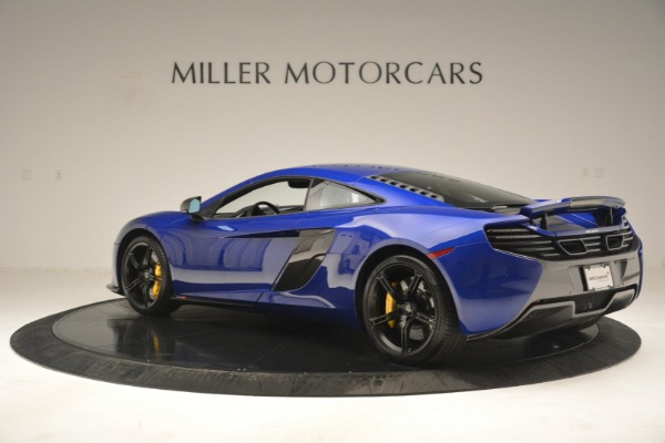 Used 2015 McLaren 650S Coupe for sale $139,900 at Aston Martin of Greenwich in Greenwich CT 06830 4