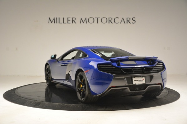 Used 2015 McLaren 650S Coupe for sale $139,900 at Aston Martin of Greenwich in Greenwich CT 06830 5