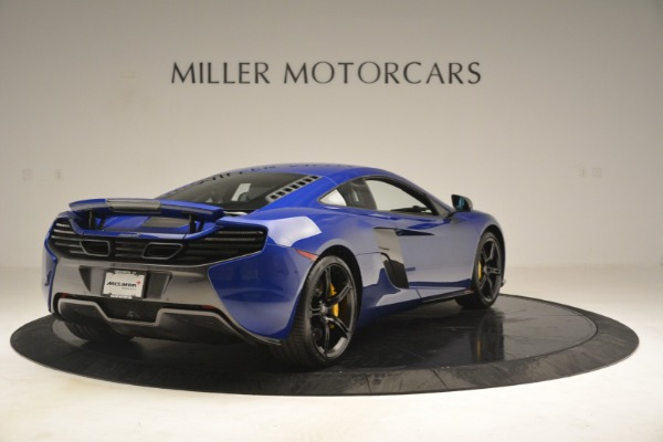 Used 2015 McLaren 650S Coupe for sale $139,900 at Aston Martin of Greenwich in Greenwich CT 06830 7