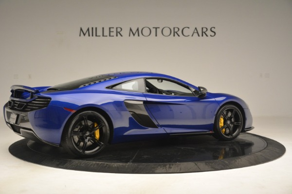 Used 2015 McLaren 650S Coupe for sale $139,900 at Aston Martin of Greenwich in Greenwich CT 06830 8