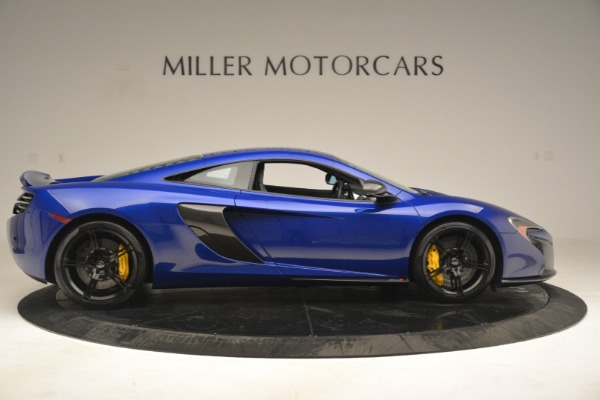 Used 2015 McLaren 650S Coupe for sale $139,900 at Aston Martin of Greenwich in Greenwich CT 06830 9