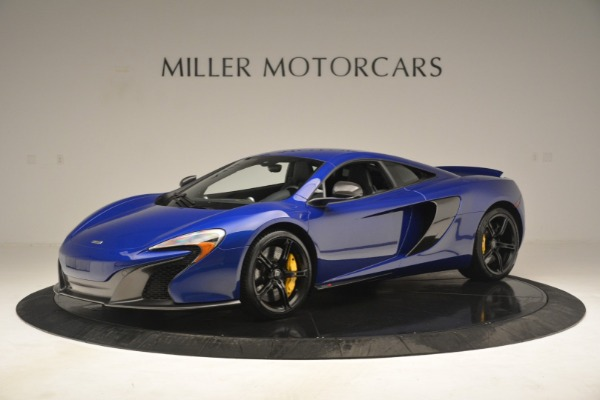 Used 2015 McLaren 650S Coupe for sale $139,900 at Aston Martin of Greenwich in Greenwich CT 06830 1