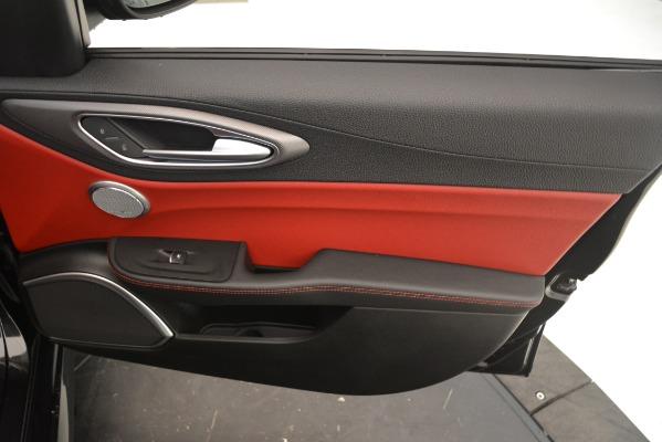 New 2019 Alfa Romeo Giulia Ti Sport Q4 for sale Sold at Aston Martin of Greenwich in Greenwich CT 06830 25