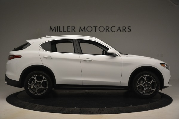 New 2019 Alfa Romeo Stelvio Q4 for sale Sold at Aston Martin of Greenwich in Greenwich CT 06830 9