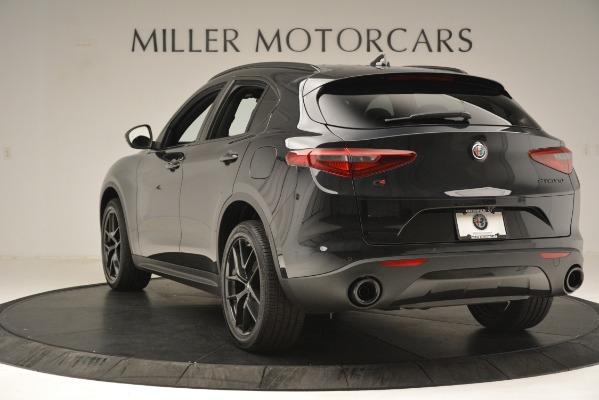 New 2019 Alfa Romeo Stelvio Ti Sport Q4 for sale Sold at Aston Martin of Greenwich in Greenwich CT 06830 5