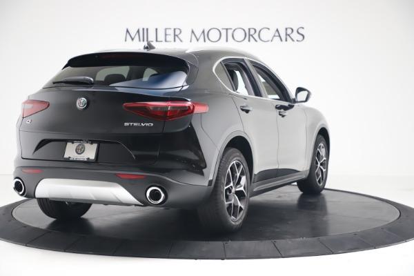 New 2019 Alfa Romeo Stelvio Ti Q4 for sale Sold at Aston Martin of Greenwich in Greenwich CT 06830 7