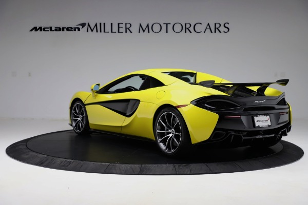 New 2019 McLaren 570S SPIDER Convertible for sale $227,660 at Aston Martin of Greenwich in Greenwich CT 06830 11