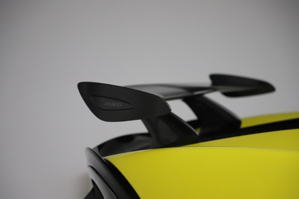 New 2019 McLaren 570S SPIDER Convertible for sale $227,660 at Aston Martin of Greenwich in Greenwich CT 06830 23
