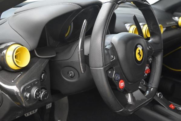 Used 2015 Ferrari F12 Berlinetta for sale $259,900 at Aston Martin of Greenwich in Greenwich CT 06830 20
