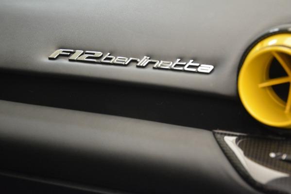 Used 2015 Ferrari F12 Berlinetta for sale $259,900 at Aston Martin of Greenwich in Greenwich CT 06830 24