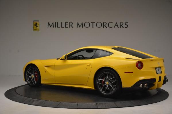 Used 2015 Ferrari F12 Berlinetta for sale $259,900 at Aston Martin of Greenwich in Greenwich CT 06830 4